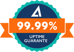 badge-99-uptime-guarantee